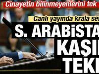 Erdoğan'dan Suudi Arabistan'a 'Kaşıkçı' açıklaması