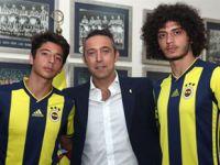 Kurtköylü Burak Albayrak Fenerbahçe A Takımı'nda