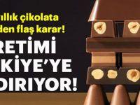 158 yıllık dev üretimini Türkiye'ye kaydırıyor!