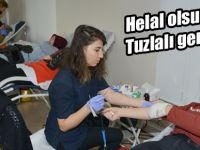Tuzla'dan Türk Kızılayı'na 132 Ünite Kan