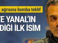 İşte Ersun Yanal'ın transfer etmek istediği ilk isim!
