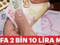 Esnafa müjde! 2 bin 10 lira maaş!