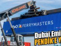 Dubai Emiri Maktoum'dan Pendik' e yatırım