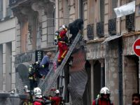 Son dakika: Paris'te patlama