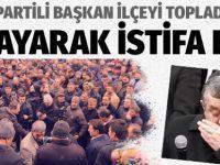 AK Parti belediye başkanı istifa etti!