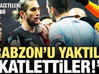 """Bir şehir isyanda! """"Trabzon'u katlettiler'"""