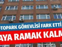 İstanbul'da ikinci bina faciasına ramak kaldı!