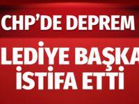 Belediye Başkanı CHP'den istifa etti!