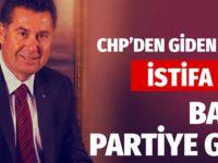 CHP'den istifa etti o partiden aday olacak!
