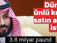 Kral Selman çıldırdı: 3.8 milyar paund..