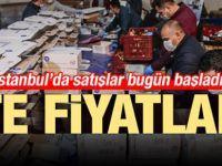 İstanbul'da satışlar başladı! İşte fiyatlar...