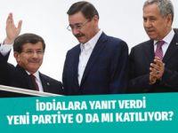 Ahmet Davutoğlu'nun partisine mi katılıyor?
