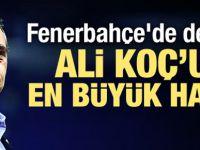 F.Bahçe'de devrim! Ali Koç'un en büyük hayali
