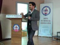 Behiye Dr.Nevhiz Işıl Anadolu Lisesi'nde güzel proje