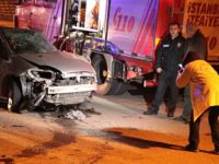 Pendik'te feci trafik kazası: 2 Ölü