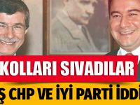 Ahmet Davutoğlu ile Ali Babacan yeni parti için kolları sıvadı!