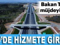 Kuzey Marmara Otoyolu, 2020'de
