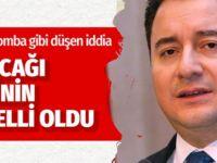 Ali Babacan'ın kuracağı partinin adı belli oldu