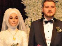 Şerafettin Taştan kzını evlendirdi