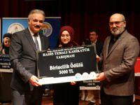 Tuzla'da ezbere Hadis okuma yarışması