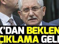 YSK'dan beklenen  İstanbul açıklaması geldi!