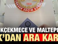 YSK'dan İstanbul için karar!