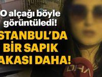 İstanbul'da bir sapık vakası daha!