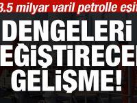 3.5 milyar varil petrole eşdeğer.. Türkiye'ye büyük müjde
