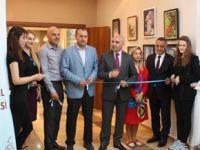 Behiye Dr. Nevhiz Işıl Anadolu Lisesi'nde Resim Sergisi