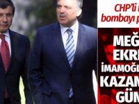 Abdullah Gül ve Ahmet Davutoğlu Ekrem İmamoğlu'nun kazandığı gün..