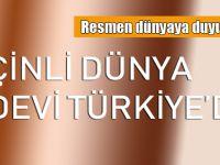 Resmen duyurdular! Çin'li dünya devi Türkiye'de