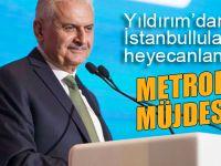 Yıldırım'dan İstanbulluları heyecanlandıracak 'metrobüs' müjdesi!