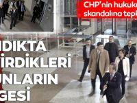 CHP'nin Sandıkta çevirdiği oyunların belgesi