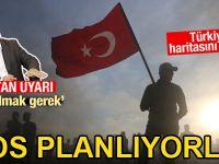 Türkiye üzerinde kaos planı var!