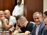 Kosova'lı belediye başkanları Pendik'te