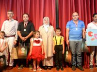 Anne Çocuk Eğitim Merkezi Yaz Okulu'ndan muhteşem kapanış töreni