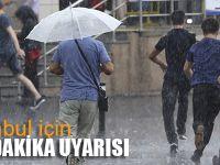 İstanbul için son dakika uyarısı.. Fena geliyor..