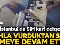 İstanbul'da SİM kart dehşeti! Vurduktan sonra dövmeye devam ettiler