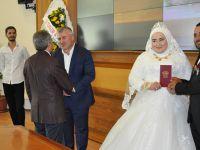 Pendik'in meşhur Pidecisi Yüksel Keleş kızını evlendirdi