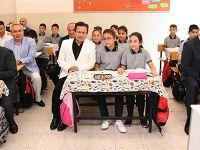 Tuzla'da 56 bin öğrenci dersbaşı yaptı!