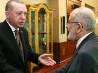 Karamollaoğlu, Erdoğan'a neler anlattı? İşte detaylar!