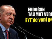 Cumhurbaşkanı Erdoğan talimat vermişti! EYT'de yeni gelişme!