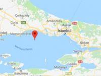İstanbul'da bir deprem daha oldu! Yine sallandık