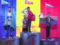 Pendikli Ümit Dünya Şampiyonu