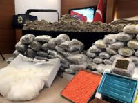 Pendik ve Tuzla'da 25 milyonluk uyuşturucu operasyonu: 6 tutuklama