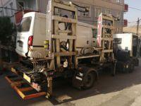 Pendik'te hurda araçlar toplanıyor