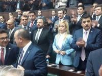 İyi Parti Milletvekili AK Parti'ye katıldı