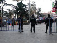 Trabzon'da giriş ve çıkışlar kapatıldı
