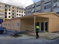 Pendik Devlet Hastanesi Ek Hizmet Binası Covid 19 salgınıyla mücadelede destek olacak
