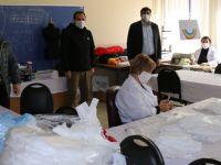 Volkan Pullu'dan Halk Eğitim Müdürü'ne teşekkür ziyareti